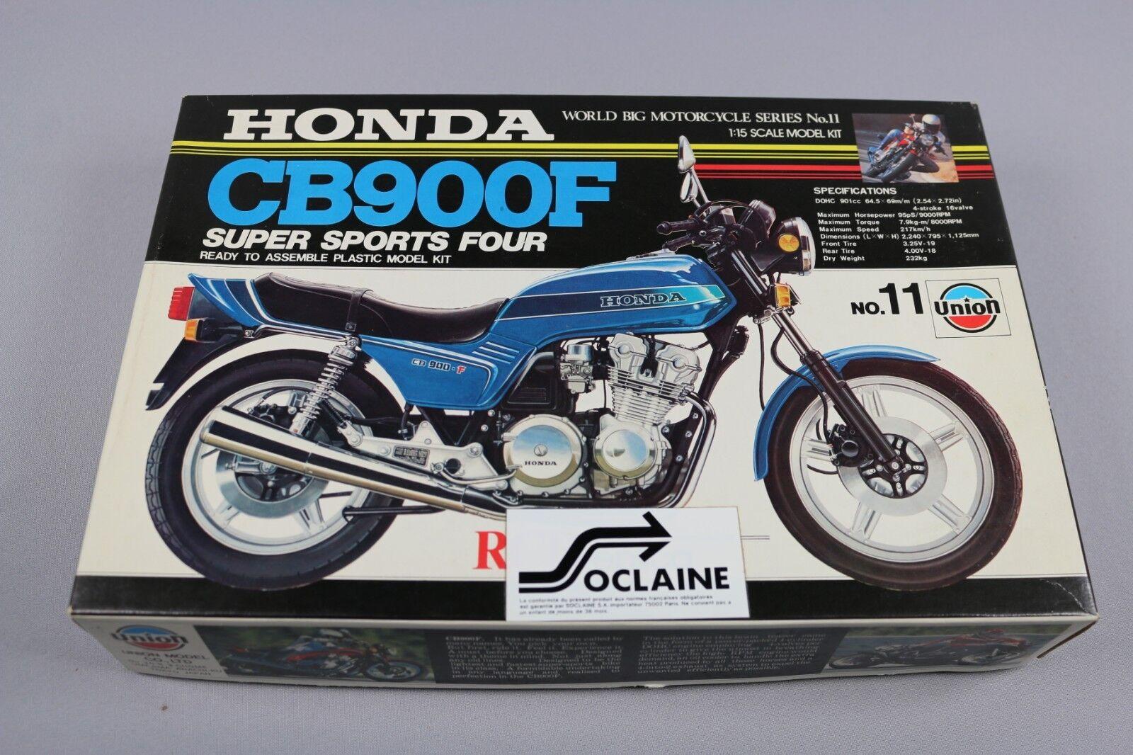 Zf1009 Union 1 15 Model M-11  700 Honda Cb900f Super Sport Four Motorcycle Jeans
