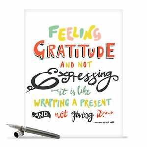 J9633ityg Jumbo Thank You Card Words Of Appreciation Greeting With