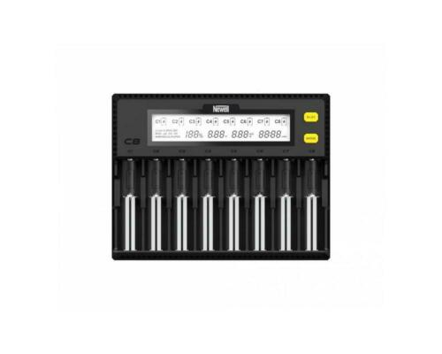 Newell C8 Smart Battery Charger Ladegerät f Akkus Feiyu G5 SPG A2000 Dual A1000