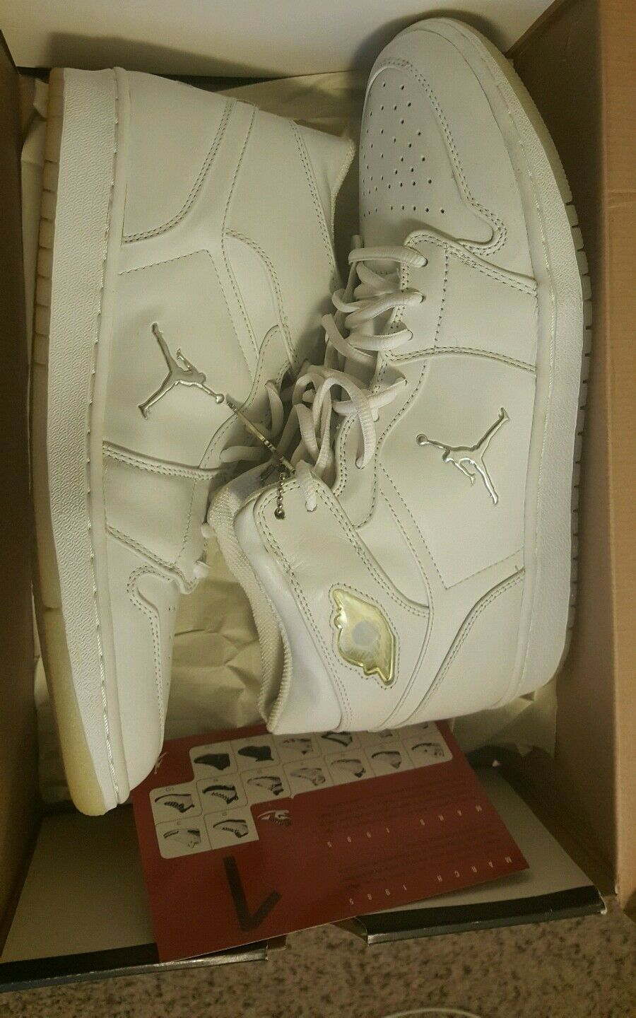 Brand discount Nike Air Jordan retro 1 Comfortable