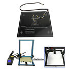 310x310x3mm 3D Printer 12V Aluminum Heat Bed with Cable for Creality CR10 EE