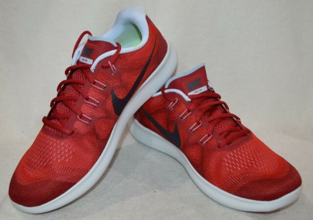 ec069198e816 Nike RN 2017 Run University Red Men Running Shoes Trainers 880839 ...