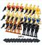 24-Pcs-Minifigures-Star-Wars-Character-Battle-Droid-Clone-Trooper-Robot-Lego-MOC miniature 4
