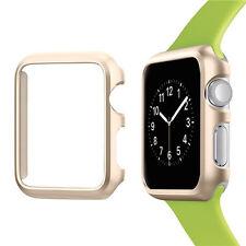 Housse Coque Antichoc Alliage d'aluminium GOLD Apple Watch 38mm/ Edition 38mm