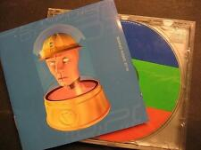 "I MOTHER EARTH ""BLUE GREEN ORANGE"" - CD - BLUE COVER - ENCHANCED CD"