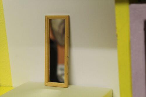 Casa Muñeca Miniatura-Espejo alto y delgado