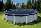 Swimline 15 Foot Round Above Ground Swimming Pool Leaf Net Top Cover | CO915