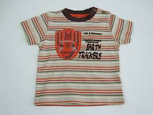 600ef1265 Timberland Baby Boys Round Neck Earth Trackers Top size 6 months ...