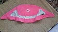 Bugaboo cameleon Pink hood/Canopy breezy fleece Fabric with mesh