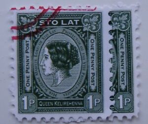 Discworld-Stamps-Sto-Lat-One-Penny-SMALL-Very-Rare-SHE-0049-B-2006