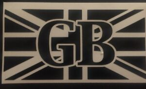 GB-Union-Jack-Sticker-Decal-Boot-Bumper-Sticker-MG-Triumph-Classic-Mini