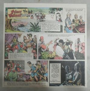 Prince-Valiant-Sunday-by-Hal-Foster-from-7-25-1971-2-3-Full-Page-Size