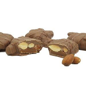 Philadelphia-Candies-Almondettes-Caramel-Almond-Clusters-Milk-Chocolate-1-Pound
