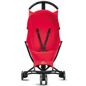 Brand-New-Quinny-Yezz-pushchair-Stroller-in-Red-Signal-RRP-175