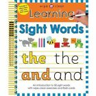 Learning Sight Words by Roger Priddy (Spiral bound, 2016)
