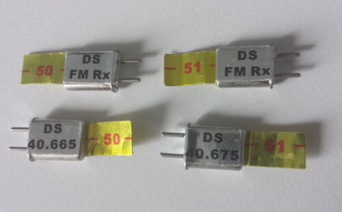 K57 nur Rx Doppelsuper Empfänger Quarz 40MHz FM RX robbe Futaba K50 . K53 K55