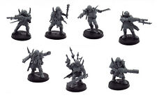 7x Traitor Guardsmen Blackstone Fortress Warhammer 40k
