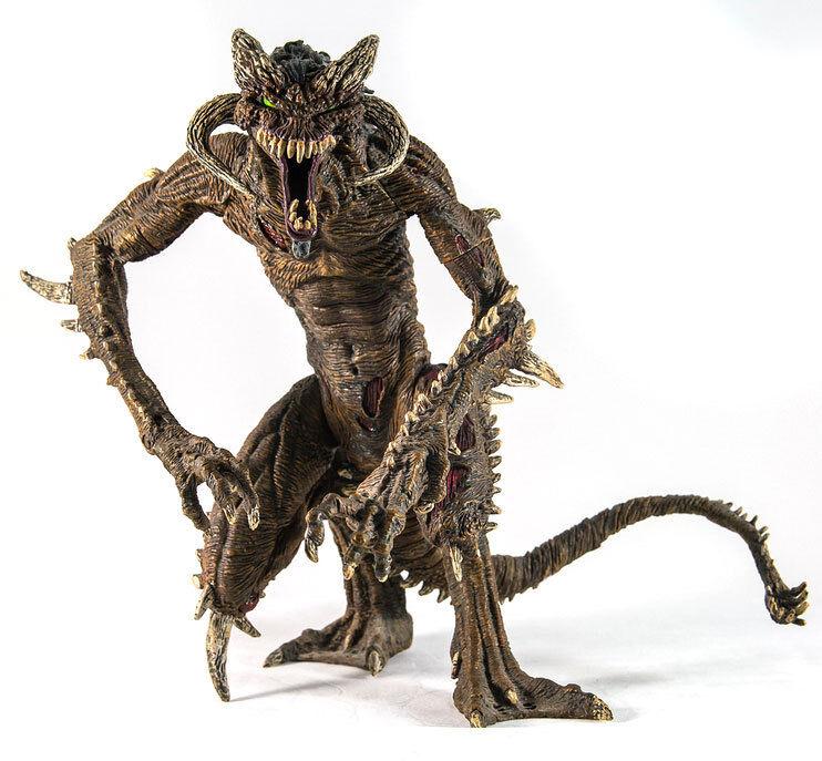 McFarlane Comic toys SPAWN 8    MALEBOLGIA Villain Demon detailed figure  NICE  e297ac