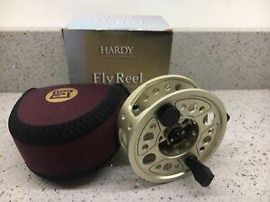 Hardy-GEM-MK1-8-9-Fly-Reel-for-Saltwater-Pike-New-Vintage