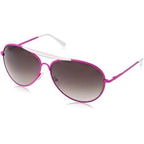 46200fa14c23 Quay Eyewear Australia 1492 Aviator Sunglasses Pink One Size