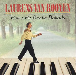 LAURENS-VAN-ROOYEN-ROMANTIC-BEATLE-BALLADS-1993-CD-HOLLAND