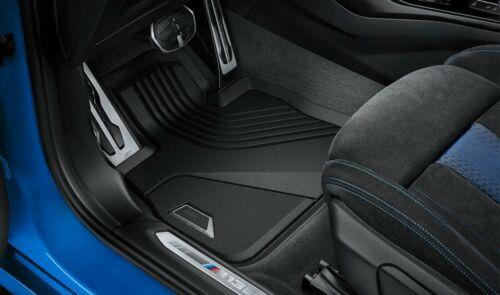 51472469123 Original BMW 1er F40 Alwetter Fussmatten Gummimatten 51472469121