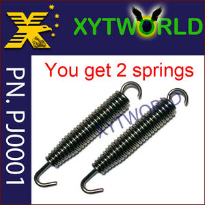 38mm Exhaust Spring Header  Muffler for KTM 250 XCF-W 2007 - 2009