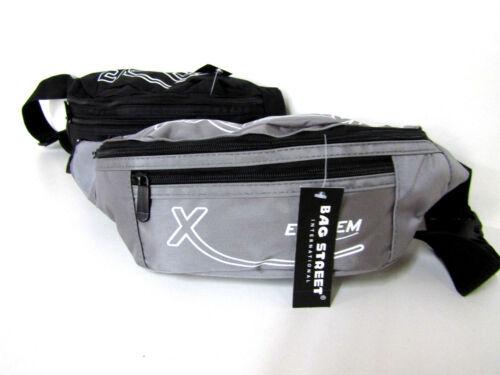 Bauch-Gürteltasche-Freizeit-Sporttasche Umhängetasche für Damen und Herren