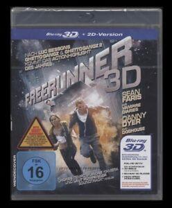 BLU-RAY FREERUNNER - 3D + 2D VERSION (Parcour) LAUF UM DEIN LEBEN *** NEU ***