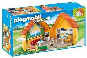 Playmobil 6020 - Country House Briefcase Nouveau