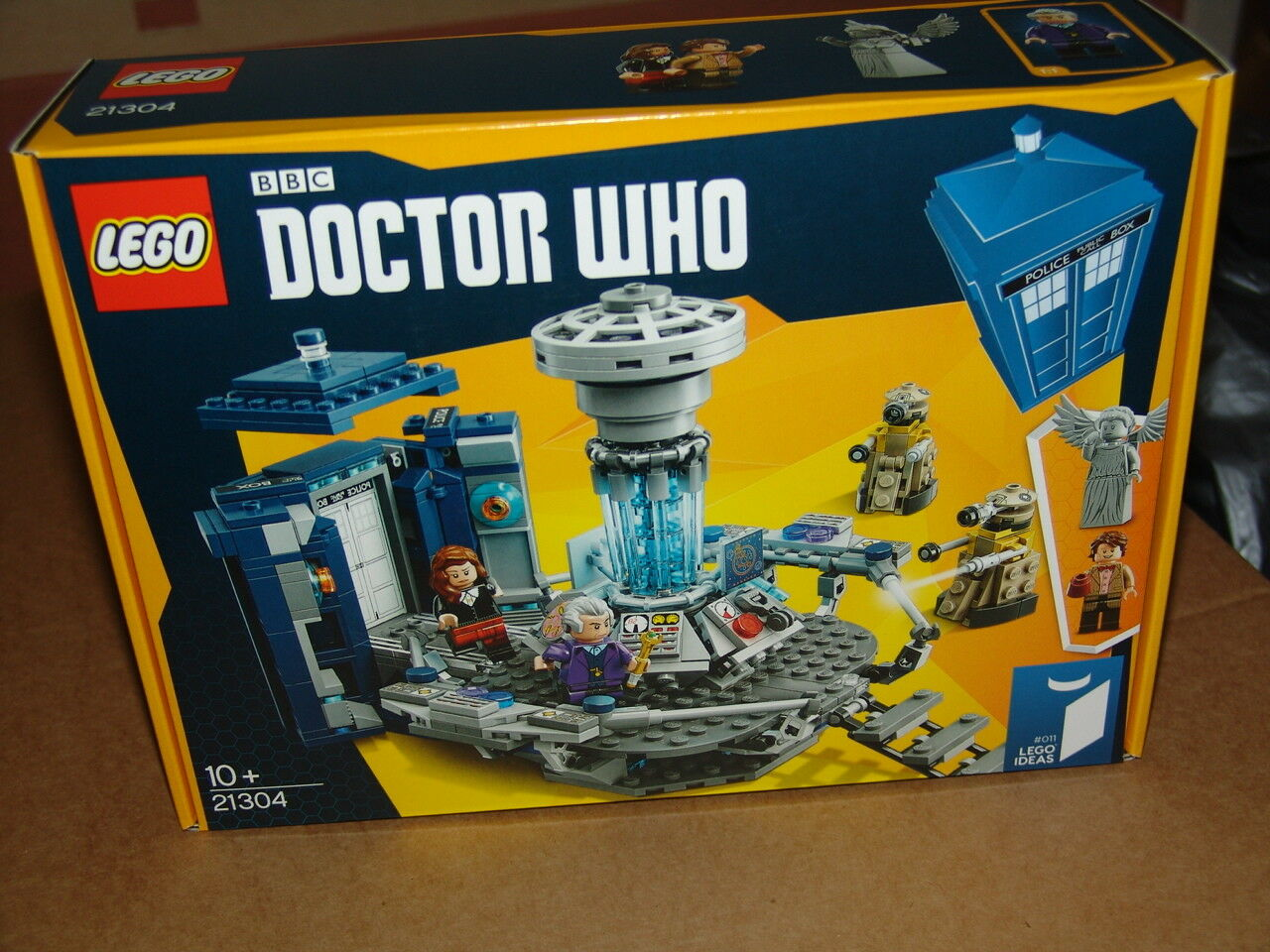 LEGO 21304 Ideas Doctor Who