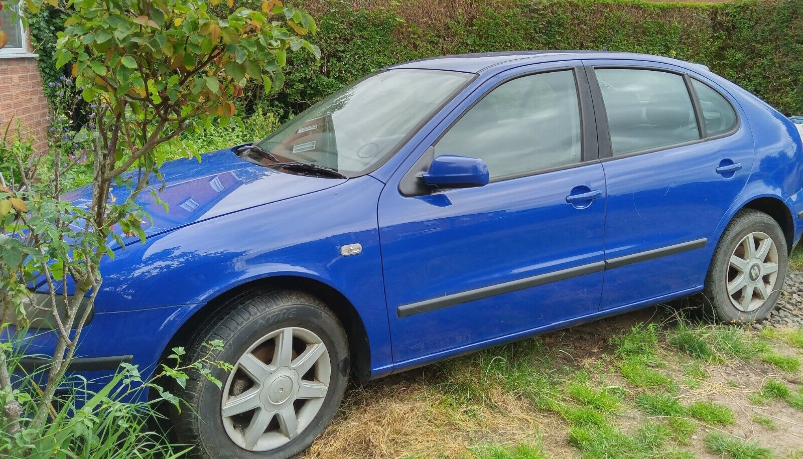 Seat Leon 1.6 16v  03plate spares or repair