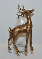 Bath Body Works Woodland Deer Brown Reindeer Wallflower Fragrance Plug In Holder