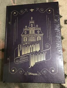 LIVRE-PHANTOM-MANOR-Disneyland-Paris