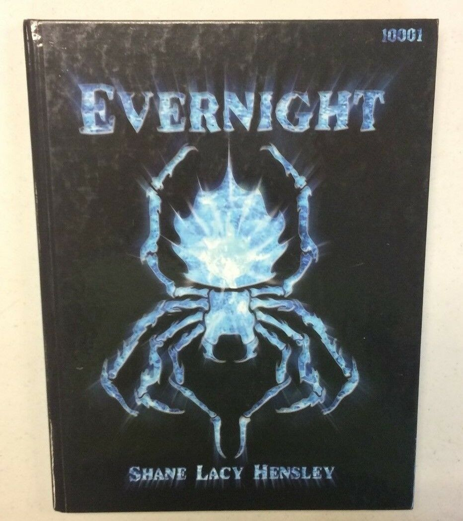 Evernight  The Darkest Setting of All - Great White Games Savage Worlds 10001