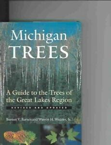 Michigan-Trees-A-Guide-to-the-Trees-of-the-Great-Lakes-Region-Paperback-by