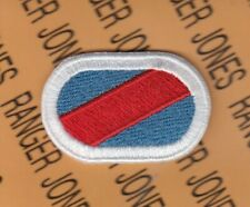 20th Special Forces Group Airborne SFGA para oval patch 1st SSF m//e