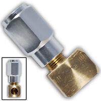 Chevy Engine Fuel Rail Pressure Gauge Adapter For Chevrolet Ls1 Ls2 Ls3 Ls6