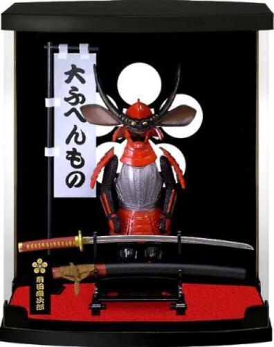 Meister Japan Samurai ARMOR SERIES figure Maeda Keijiro A type Japan