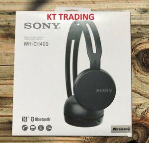 a4c9d5e4d94 Image is loading Sony-WH-CH400-Wireless-Bluetooth-Headband-Headphones-w-
