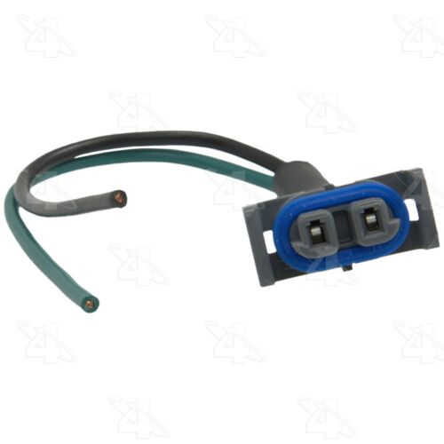 For Acura Buick Cadillac Chevy GMC VW A//C Compressor Wiring Harness Connector FS