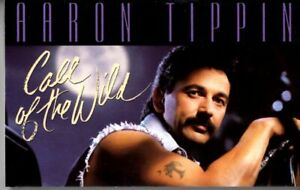 Aaron-Tippin-Call-Of-The-Wild-1993-Cassette-Tape-Album-Classic-Country-Folk-Rock