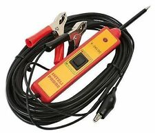 Gunson 77023 Probe Voltage Continuity Bad Earth Short Circuit Tester 6-24v