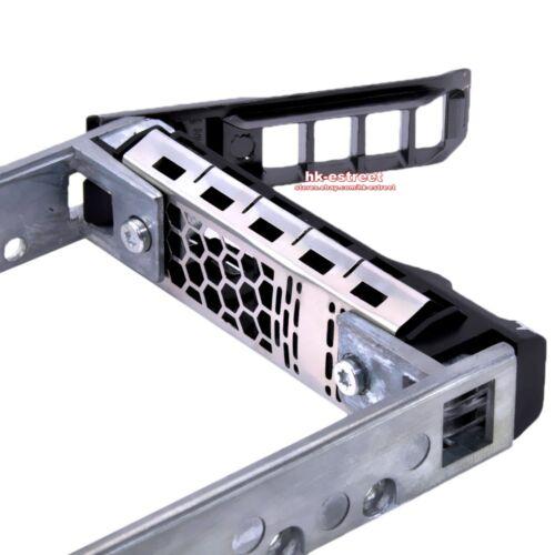 """Lot of 5 New Dell G176J T310 R410 R510 R610 2.5/"""" Hard Drive Server Tray Sled"""