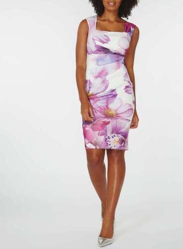 Dorothy Perkins Prints Floral Print Body Dress 022