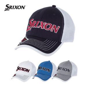 DUNLOP SRIXON Tour Replica Mesh Cap Golf Hat GAH-17064I Adjustable ... 6bfd7c52ae1
