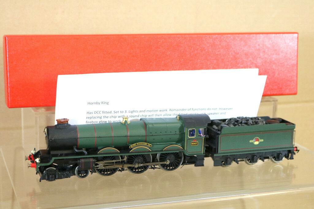 HORNBY R2530 DCC YouChoos SOUND for REPAIR BR 4-6-0 KING WILLIAM III 6007 nb