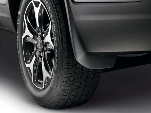 Genuine OEM Honda Ridgeline Rear Splash Guard Set 2017-2019 Pair Mud