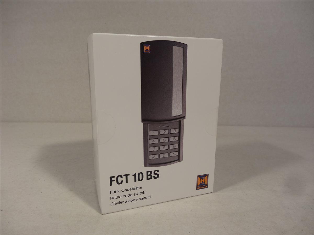 Hörmann Funk Codetaster FCT10 FCT 10 BS BiSecur Funkcodetaster 868MHz 436759