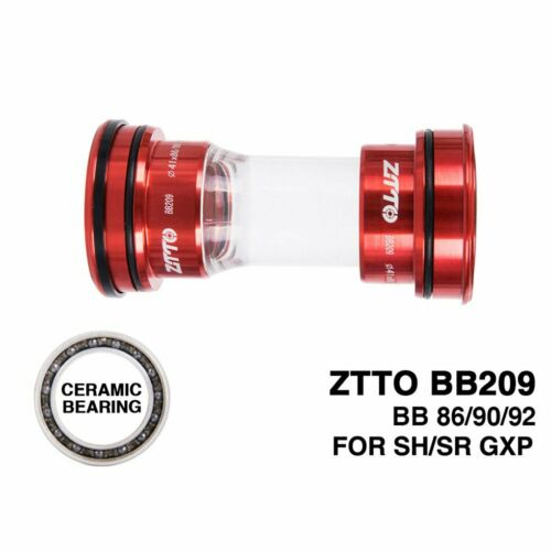 Ceramic Bearing BB209 BB92 BB90 BB86 Fit Bottom Bracket for Mountain Bike ND